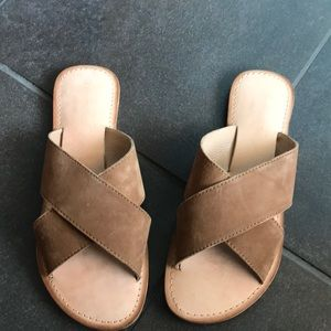 Ariat Shoes - ⭐️Brown Leather Sandal Shoes Unbridled Ariat